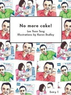 LAC1 No More Cake - Lee Yoon Teng - 9781872972275