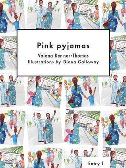 LAC1 Pink Pyjamas - Valona Renner-Thomas - 9781872972329