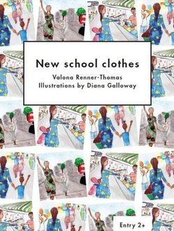 LAC2 New School Clothes - Valona Renner-Thomas - 9781872972336
