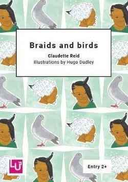 LAC2 Braids and Birds - Claudette Reid - 9781872972565