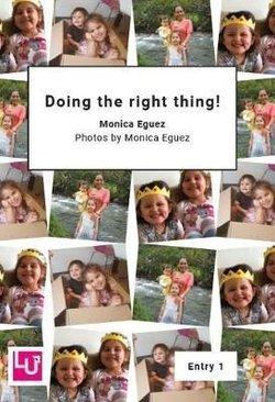 LAC1 Doing the Right Thing! - Monica Eguez - 9781872972572