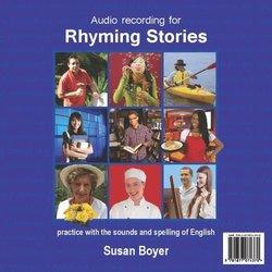 Rhyming Stories Audio CD - Boyer