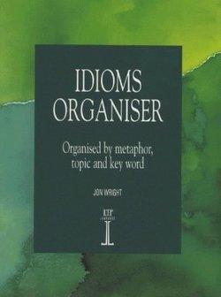 Idioms Organiser - Jon Wright - 9781899396061
