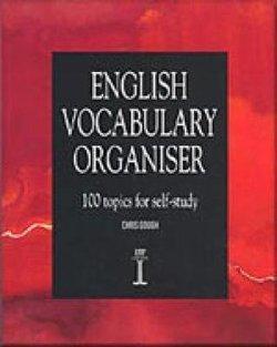 English Vocabulary Organiser - Chris Gough - 9781899396368