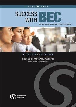 Success with BEC Preliminary Student's Book - Mara Pedretti - 9781902741802