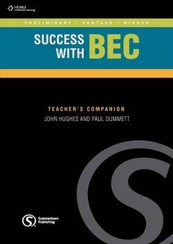 Success with BEC Higher Teacher's Book with Class Audio CD - Paul Dummett - 9781902741970
