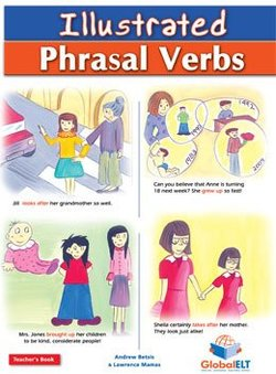 Illustrated Phrasal Verbs B2 Teacher's Book (Student's Book with Overprinted Answers) - Andrew Betsis - 9781904663058