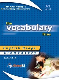 The Vocabulary Files A1 Student's Book - Lawrence Mamas - 9781904663379