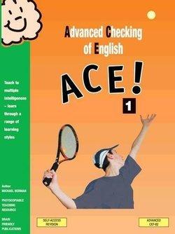 ACE! 1 Advanced Checking of English - Michael Berman - 9781905231126