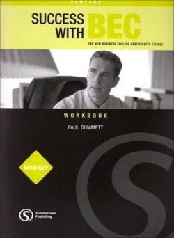 Success with BEC Vantage Workbook with Answer Key - Paul Dummett - 9781905992041