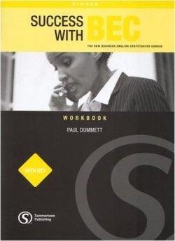 Success with BEC Higher Workbook with Answer Key - Paul Dummett - 9781905992058