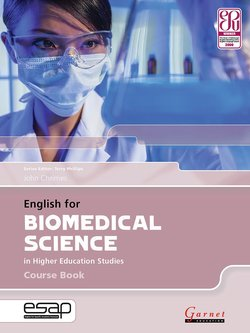 English for Biomedical Science in Higher Education Studies Course Book with Audio CDs (2) -  - 9781907575341