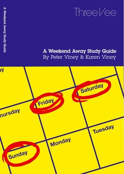 A Weekend Away Study Guide - Peter Viney - 9781908103024