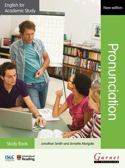 English for Academic Study (New Edition): Pronunciation Study Book with Audio CDs - Jonathan Smith - 9781908614353