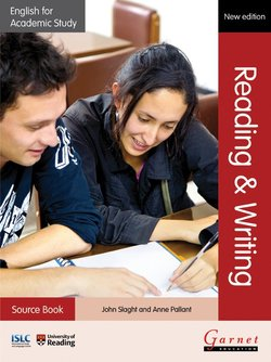 English for Academic Study (New Edition): Reading & Writing Source Book -  - 9781908614360