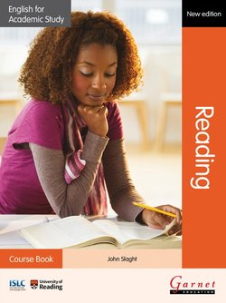 English for Academic Study (New Edition): Reading Course Book - Slaght
