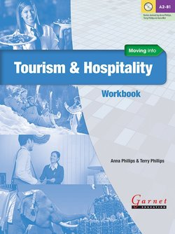 Moving into Tourism and Hospitality Workbook with Audio CD - Anna Phillips - 9781908614476