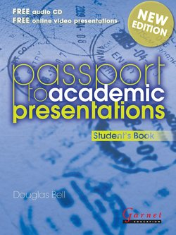 Passport to Academic Presentations (New Edition) Student's Book with Audio CD - Douglas Bell - 9781908614681