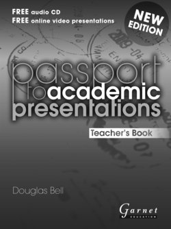 Passport to Academic Presentations (New Edition) Teacher's Book - Douglas Bell - 9781908614698