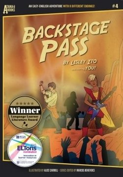 Backstage Pass - Ito
