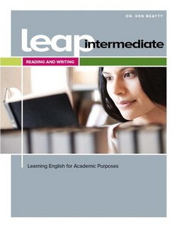 LEAP 2 Intermediate - Learning English for Academic Purposes Reading & Writing Student's Book with MyEnglishLab -  - 9782761355629