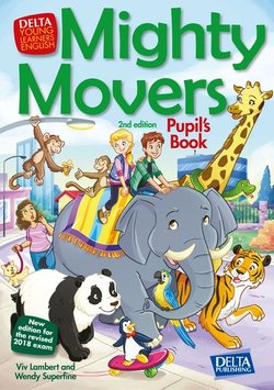 Mighty Movers (2nd Edition - 2018 Exam) Pupil's Book - Viv  Lambert - 9783125013957