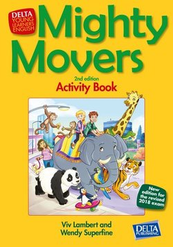 Mighty Movers (2nd Edition - 2018 Exam) Workbook - Viv Lambert - 9783125013964