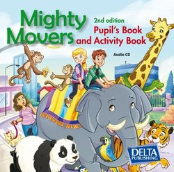 Mighty Movers (2nd Edition - 2018 Exam) Audio CDs (2) -  - 9783125013971