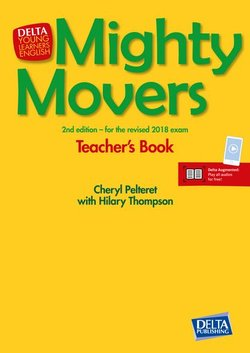 Mighty Movers (2nd Edition - 2018 Exam) Teacher's Resource Pack -  - 9783125013988