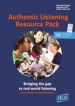 Authentic Listening Resource Pack - Bridging the Gap to Real-World Listening with Audio CDs (3) - Mark Hancock - 9783125017306