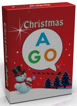 AGO Christmas (Level 1 & 2) A Card Game for Learning English - Butchers