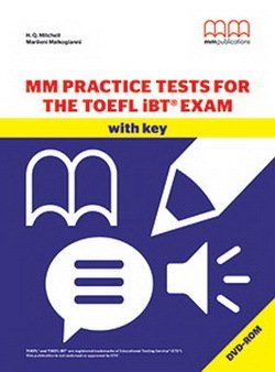 MM Practice Tests for the TOEFL iBT Exam with DVD-ROM -  - 9786180503432
