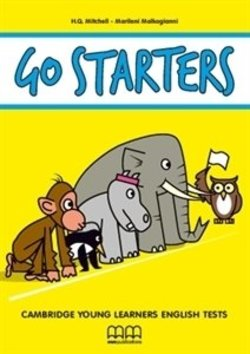 Go Starters (2018 Exam) Student's Book with MP3 Audio CD -  - 9786180519341