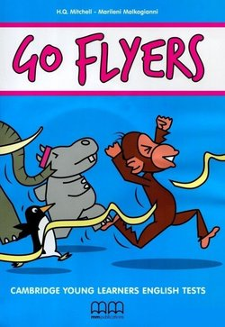 Go Flyers (2018 Exam) Student's Book with MP3 Audio CD -  - 9786180519358