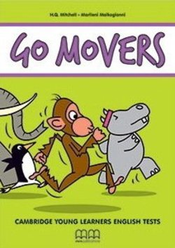 Go Movers (2018 Exam) Student's Book with MP3 Audio CD -  - 9786180519433