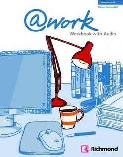@work Elementary Workbook with Audio CD - Marion Grussendorf - 9788466813587