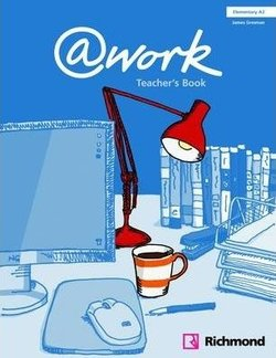 @work Elementary Teacher's Book - James Greenan - 9788466813600