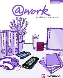 @work Intermediate Workbook with Audio CD - Grussendorf