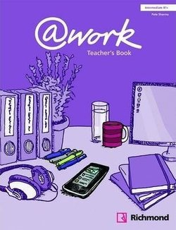 @work Intermediate Teacher's Book - Pete Sharma - 9788466814089