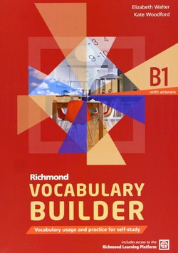 Richmond Vocabulary Builder B1 Student's Book with Answers and Internet Access Code - Elizabeth Walter - 9788466815277