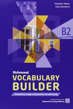 Richmond Vocabulary Builder B2 Student's Book with Answers and Internet Access Code -  - 9788466815284