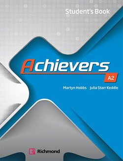 Achievers A2 Student's Book -  - 9788466829069