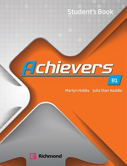 Achievers B1 Student's Book -  - 9788466829229
