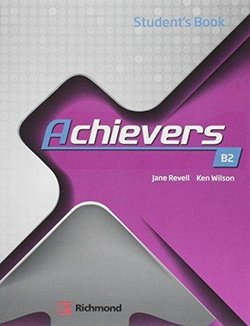 Achievers B2 Student's Book -  - 9788466829656