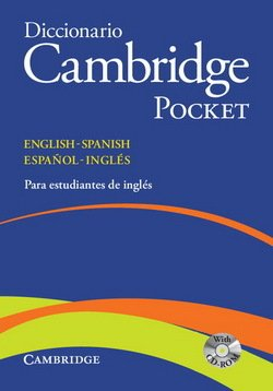Diccionario Bilingue Cambridge Pocket Spanish-English with CD-ROM -  - 9788483234785