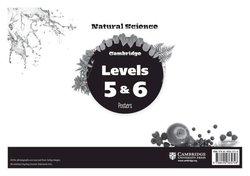 Cambridge Science Skills 5 & 6 Posters -  - 9788490365748