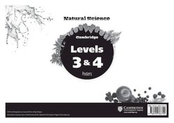 Cambridge Science Skills 3 & 4 Posters -  - 9788490366790