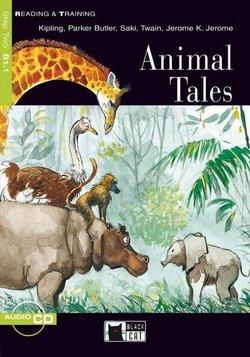 BCRT2 Animal Tales Book with Audio CD - Rudyard Kipling - 9788853000156