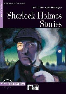 BCRT1 Sherlock Holmes Stories Book with Audio CD / CD-ROM - Sir Arthur Conan Doyle - 9788853005151