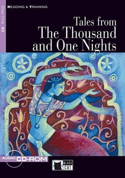 BCRT1 Tales From the Thousand & One Nights Book with Audio CD / CD-ROM - J. Gascoigne - 9788853005175